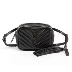 *Like New* Black YSL Crossbody bag